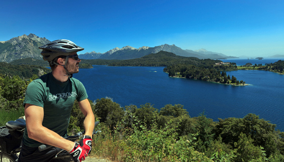 Argentina's Lake District Biking